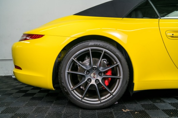 Used 2013 Porsche 911 Carrera S Convertible Used 2013 Porsche 911 Carrera S Convertible for sale $72,199 at Response Motors in Mountain View CA 6