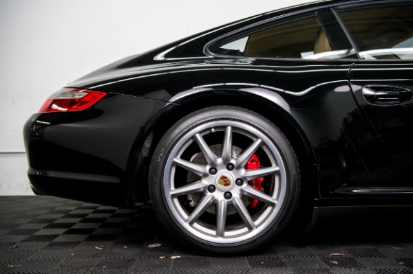 Used 2007 Porsche 911 Carrera 4S Used 2007 Porsche 911 Carrera 4S for sale Sold at Response Motors in Mountain View CA 5