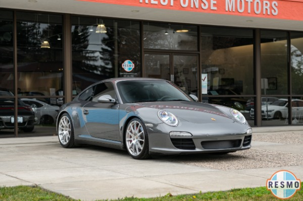 Used 2009 Porsche 911 Carrera 4S Used 2009 Porsche 911 Carrera 4S for sale $53,999 at Response Motors in Mountain View CA 2
