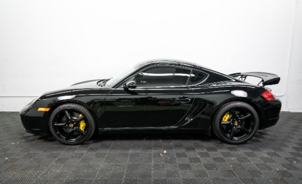 Used 2006 Porsche Cayman S Used 2006 Porsche Cayman S for sale Sold at Response Motors in Mountain View CA 9