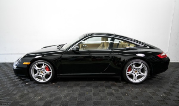 Used 2007 Porsche 911 Targa 4S Used 2007 Porsche 911 Targa 4S for sale Sold at Response Motors in Mountain View CA 4