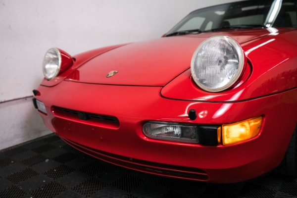 Used 1992 Porsche 968 Used 1992 Porsche 968 for sale $29,999 at Response Motors in Mountain View CA 12