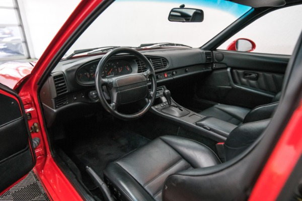 Used 1992 Porsche 968 Used 1992 Porsche 968 for sale $29,999 at Response Motors in Mountain View CA 14