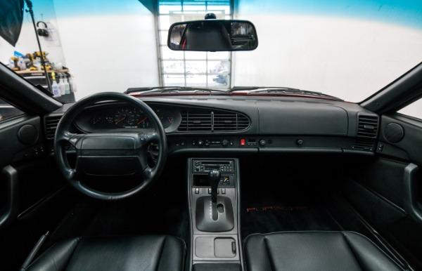 Used 1992 Porsche 968 Used 1992 Porsche 968 for sale $29,999 at Response Motors in Mountain View CA 16
