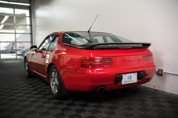 Used 1992 Porsche 968 Used 1992 Porsche 968 for sale $29,999 at Response Motors in Mountain View CA 7