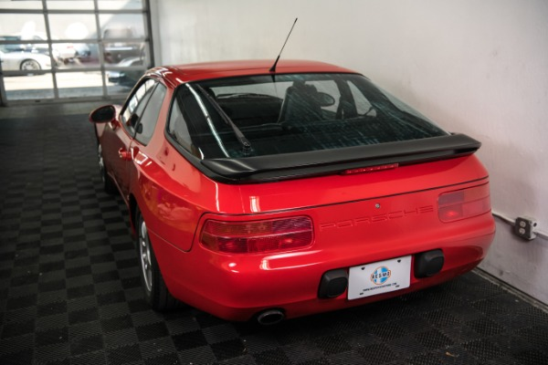 Used 1992 Porsche 968 Used 1992 Porsche 968 for sale $29,999 at Response Motors in Mountain View CA 8