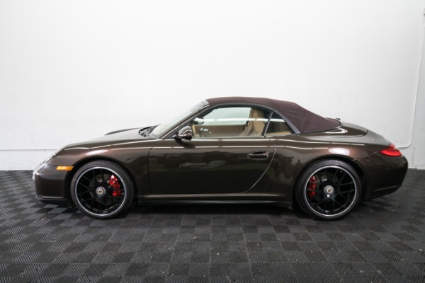 Used 2011 Porsche 911 Carrera GTS Used 2011 Porsche 911 Carrera GTS for sale Sold at Response Motors in Mountain View CA 11