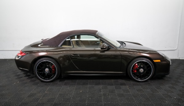 Used 2011 Porsche 911 Carrera GTS Used 2011 Porsche 911 Carrera GTS for sale Sold at Response Motors in Mountain View CA 3