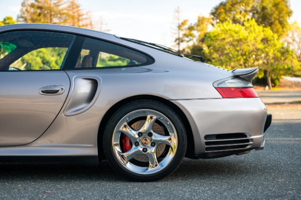 Used 2001 Porsche 911 Turbo Used 2001 Porsche 911 Turbo for sale $48,599 at Response Motors in Mountain View CA 13