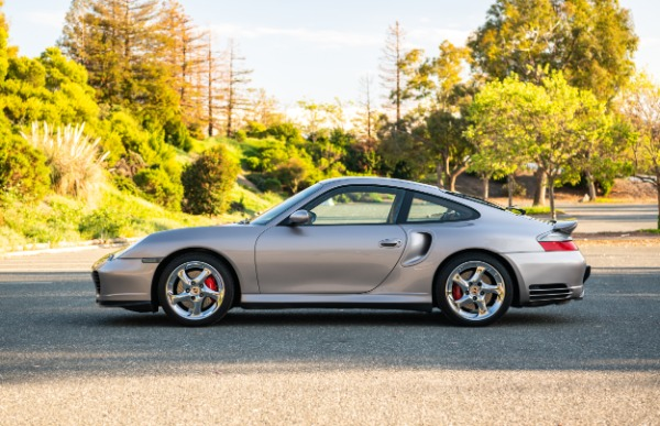 Used 2001 Porsche 911 Turbo Used 2001 Porsche 911 Turbo for sale $48,599 at Response Motors in Mountain View CA 14