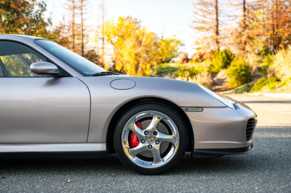 Used 2001 Porsche 911 Turbo Used 2001 Porsche 911 Turbo for sale $48,599 at Response Motors in Mountain View CA 5