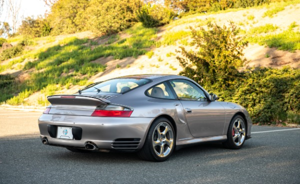 Used 2001 Porsche 911 Turbo Used 2001 Porsche 911 Turbo for sale $48,599 at Response Motors in Mountain View CA 7