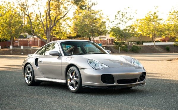 Used Used 2001 Porsche 911 Turbo for sale $48,599 at Response Motors in Mountain View CA