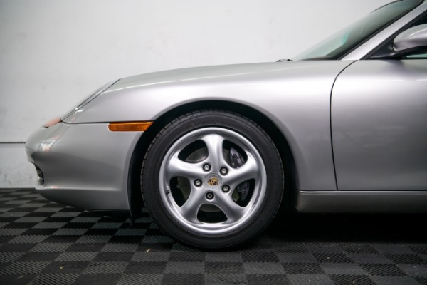 Used 1998 Porsche Boxster Used 1998 Porsche Boxster for sale Sold at Response Motors in Mountain View CA 10