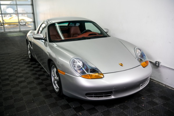 Used 1998 Porsche Boxster Used 1998 Porsche Boxster for sale Sold at Response Motors in Mountain View CA 2