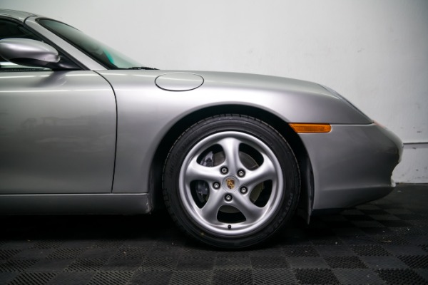 Used 1998 Porsche Boxster Used 1998 Porsche Boxster for sale Sold at Response Motors in Mountain View CA 3