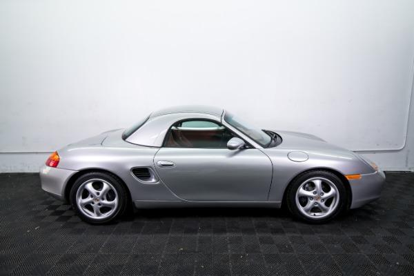 Used 1998 Porsche Boxster Used 1998 Porsche Boxster for sale Sold at Response Motors in Mountain View CA 4