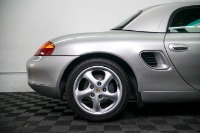 Used 1998 Porsche Boxster Used 1998 Porsche Boxster for sale Sold at Response Motors in Mountain View CA 5