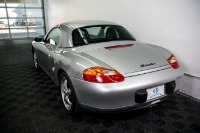 Used 1998 Porsche Boxster Used 1998 Porsche Boxster for sale Sold at Response Motors in Mountain View CA 7