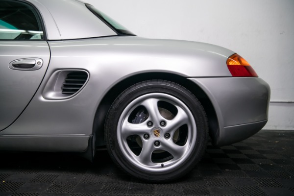 Used 1998 Porsche Boxster Used 1998 Porsche Boxster for sale Sold at Response Motors in Mountain View CA 8