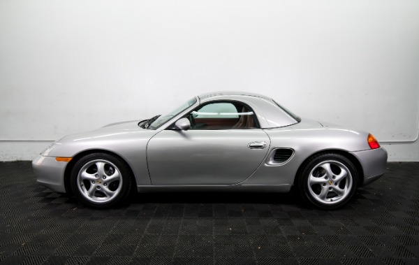 Used 1998 Porsche Boxster Used 1998 Porsche Boxster for sale Sold at Response Motors in Mountain View CA 9