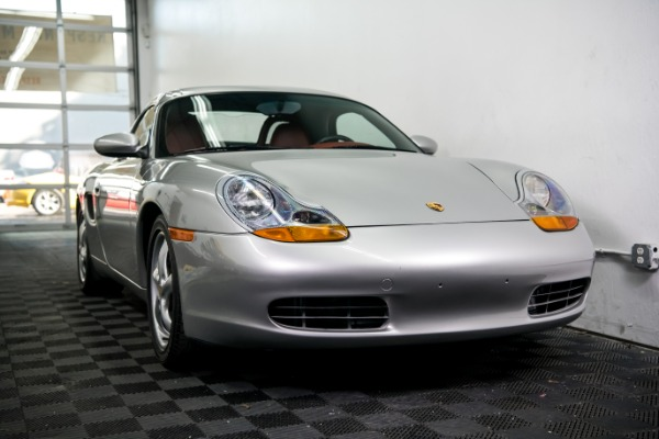 Used 1998 Porsche Boxster Used 1998 Porsche Boxster for sale Sold at Response Motors in Mountain View CA 1