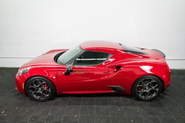 Used 2015 Alfa Romeo 4C Launch Edition Used 2015 Alfa Romeo 4C Launch Edition for sale $52,000 at Response Motors in Mountain View CA 13