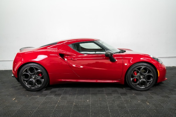 Used 2015 Alfa Romeo 4C Launch Edition Used 2015 Alfa Romeo 4C Launch Edition for sale $52,000 at Response Motors in Mountain View CA 5