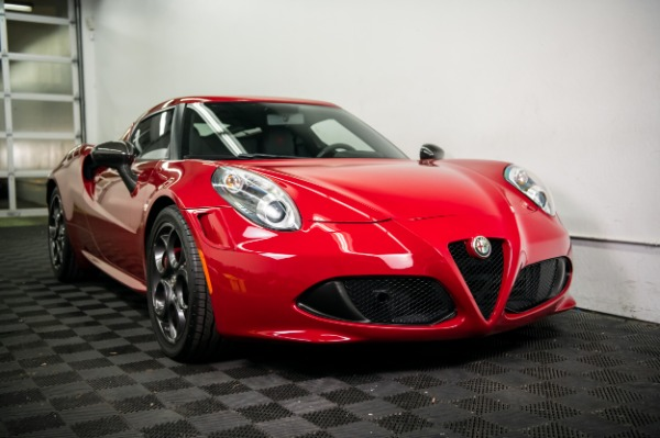Used Used 2015 Alfa Romeo 4C Launch Edition for sale $52,000 at Response Motors in Mountain View CA