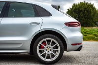 Used 2016 Porsche Macan Turbo Used 2016 Porsche Macan Turbo for sale $52,499 at Response Motors in Mountain View CA 11