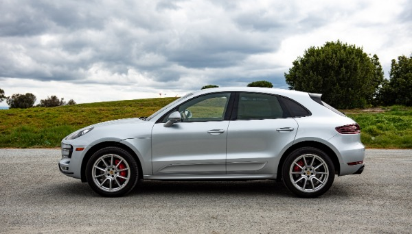 Used 2016 Porsche Macan Turbo Used 2016 Porsche Macan Turbo for sale $52,499 at Response Motors in Mountain View CA 12