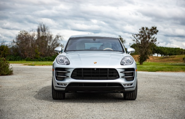 Used 2016 Porsche Macan Turbo Used 2016 Porsche Macan Turbo for sale $52,499 at Response Motors in Mountain View CA 3