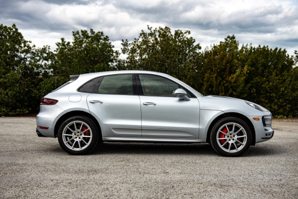 Used 2016 Porsche Macan Turbo Used 2016 Porsche Macan Turbo for sale $52,499 at Response Motors in Mountain View CA 5