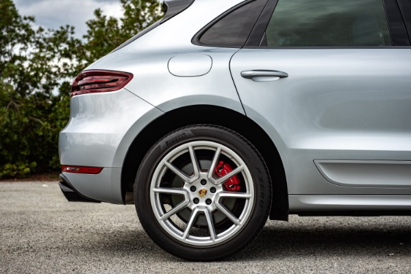 Used 2016 Porsche Macan Turbo Used 2016 Porsche Macan Turbo for sale $52,499 at Response Motors in Mountain View CA 6
