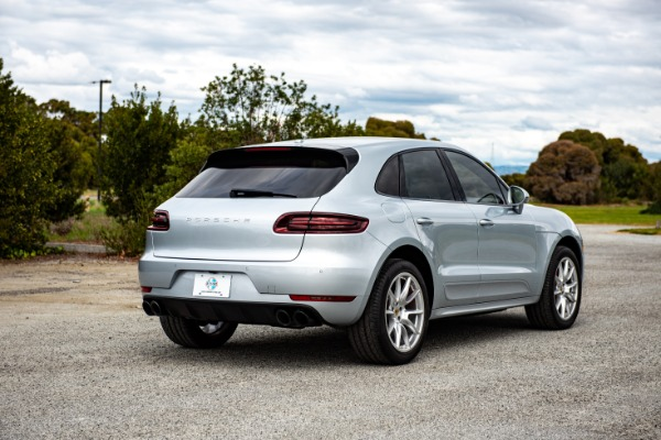 Used 2016 Porsche Macan Turbo Used 2016 Porsche Macan Turbo for sale $52,499 at Response Motors in Mountain View CA 7