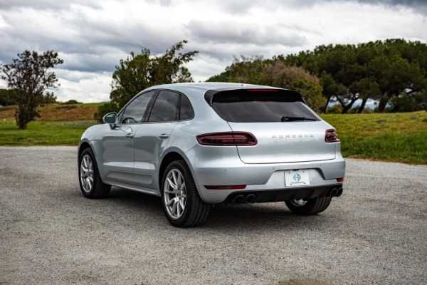 Used 2016 Porsche Macan Turbo Used 2016 Porsche Macan Turbo for sale $52,499 at Response Motors in Mountain View CA 9