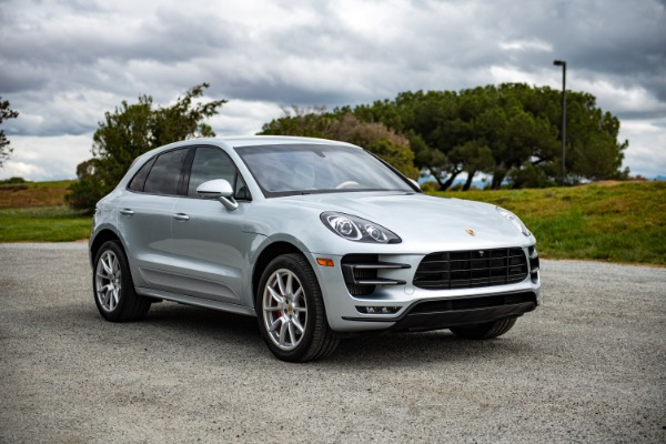 Used 2016 Porsche Macan Turbo Used 2016 Porsche Macan Turbo for sale $52,499 at Response Motors in Mountain View CA 1