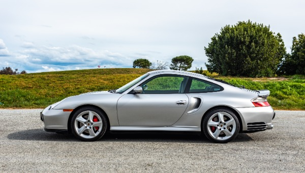 Used 2003 Porsche 911 Turbo Used 2003 Porsche 911 Turbo for sale $52,000 at Response Motors in Mountain View CA 11