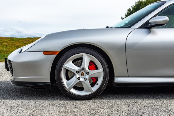 Used 2003 Porsche 911 Turbo Used 2003 Porsche 911 Turbo for sale $52,000 at Response Motors in Mountain View CA 12