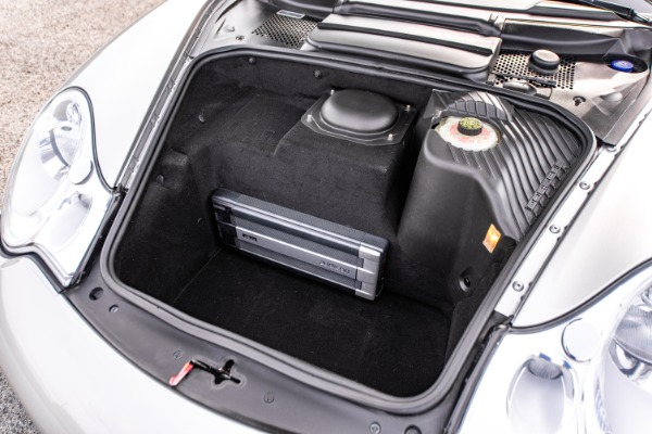 Used 2003 Porsche 911 Turbo Used 2003 Porsche 911 Turbo for sale $52,000 at Response Motors in Mountain View CA 20