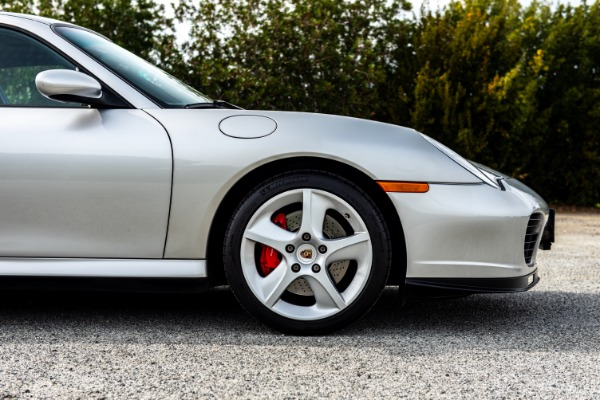 Used 2003 Porsche 911 Turbo Used 2003 Porsche 911 Turbo for sale $52,000 at Response Motors in Mountain View CA 4
