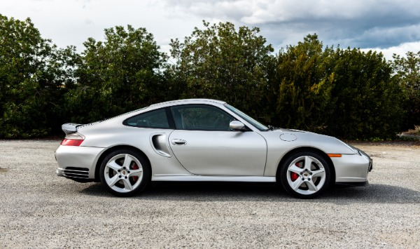 Used 2003 Porsche 911 Turbo Used 2003 Porsche 911 Turbo for sale $52,000 at Response Motors in Mountain View CA 5