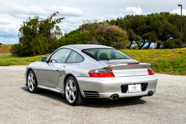 Used 2003 Porsche 911 Turbo Used 2003 Porsche 911 Turbo for sale $52,000 at Response Motors in Mountain View CA 7