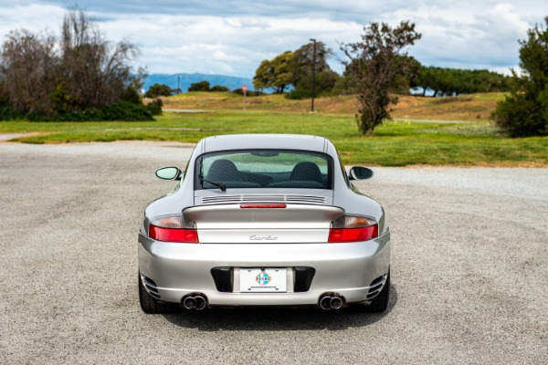 Used 2003 Porsche 911 Turbo Used 2003 Porsche 911 Turbo for sale $52,000 at Response Motors in Mountain View CA 8