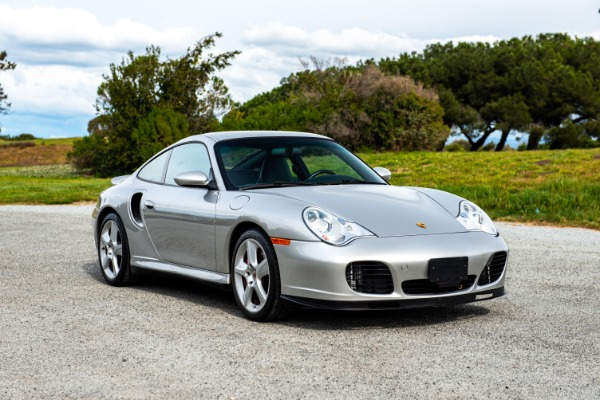 Used Used 2003 Porsche 911 Turbo for sale $52,000 at Response Motors in Mountain View CA