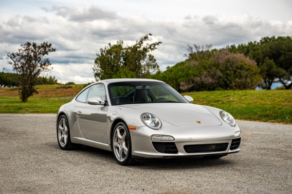 Used Used 2010 Porsche 911 Carrera S for sale $52,499 at Response Motors in Mountain View CA
