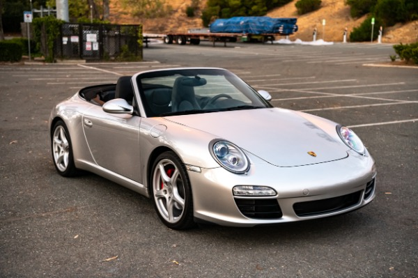 Used Used 2010 Porsche 911 Carrera S for sale $51,199 at Response Motors in Mountain View CA