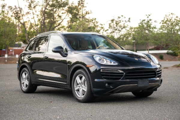 Used 2011 Porsche Cayenne S Hybrid for sale $19,299 at Response Motors in Mountain View CA