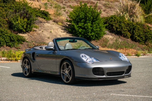 Used 2004 Porsche 911 Turbo Turbo for sale $46,199 at Response Motors in Mountain View CA