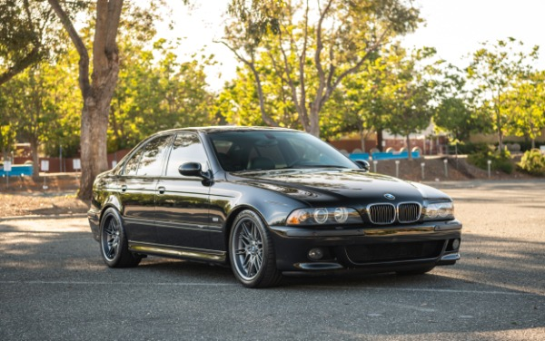 Used 2003 BMW M5 for sale $25,199 at Response Motors in Mountain View CA